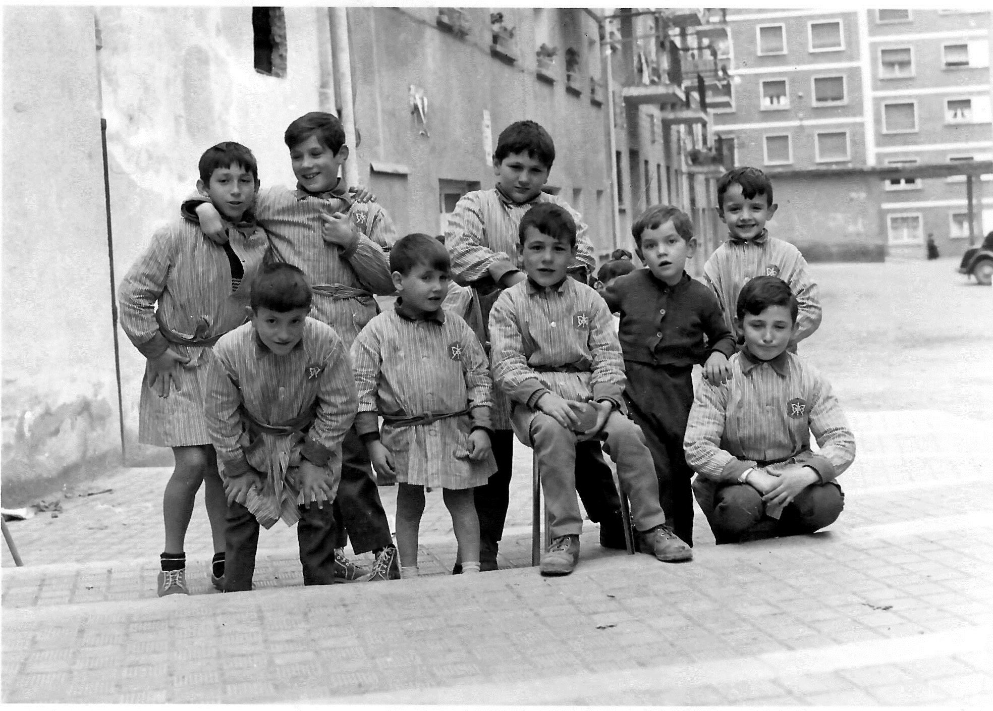 niños comedor social. Obra social