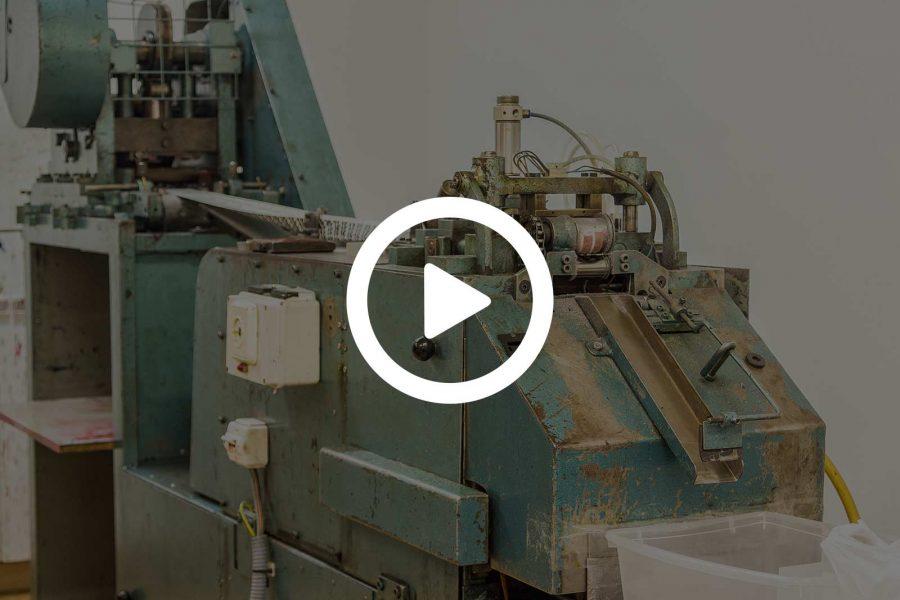 Cómo se imprimen los boletos de la Tómbola