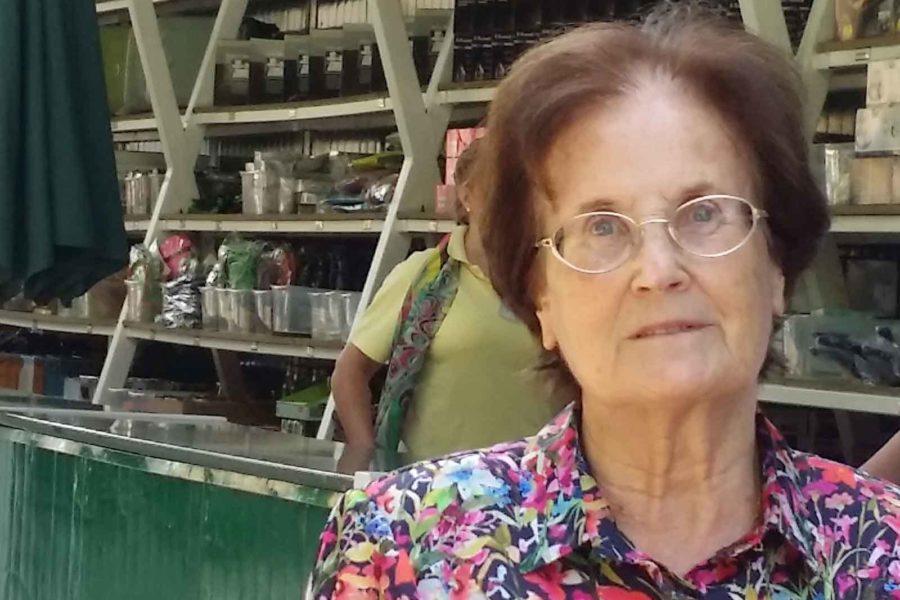 La escritora Lucía Baquedano también colaboró en Tómbola
