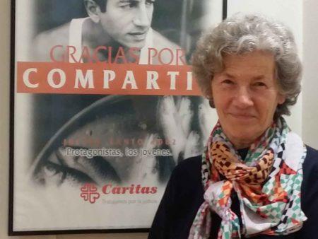 Los voluntarios de Cáritas,  una cadena interminable de solidaridad