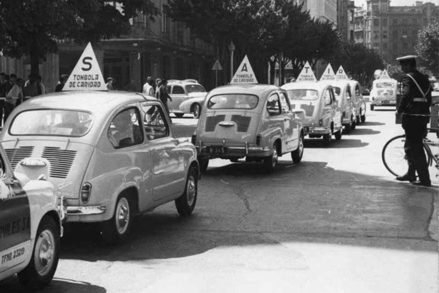 ¿Tienes imágenes antiguas de Tómbola? Aquí puedes ver fotos desde 1951 ¡Cuéntanos tu recuerdo!